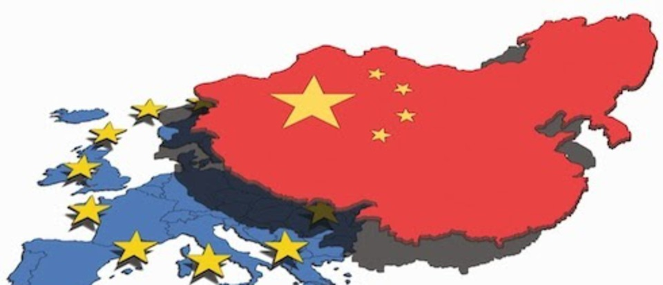 b between europe and china The railway president claimed that a high-speed cargo rail line could drop the lead time between europe and china to read my other articles on forbes.